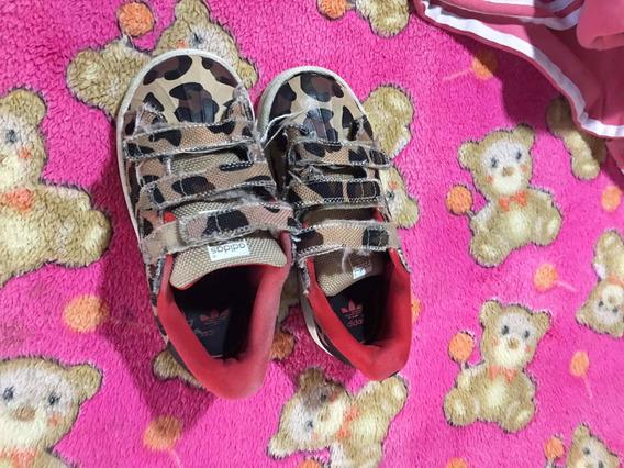Zapatillas Animal Print Modelo adidas Hermosas . Unisex T.26