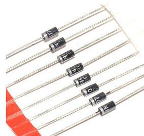 10 Pcs Diodo Uf4007 Ultra Rápido 1a/1000v Original