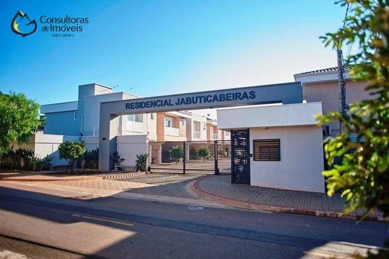 Casa Com 3 Dormitórios À Venda, 160 M² Por R$ 765.000,00 - Condomínio Residencial Jabuticabeiras - Paulínia/sp - Ca1210