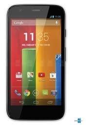 Celular Motorola Moto G 4core Libre Nuevo En Caja Negro Mp3