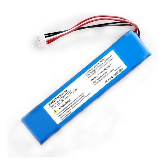 Bateria Compatível Jbl Xtreme Original 10000mah Gsp0931134