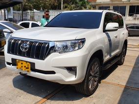 2018 Toyota Prado Txl Motor 3.0 Blanco 5 Puertas