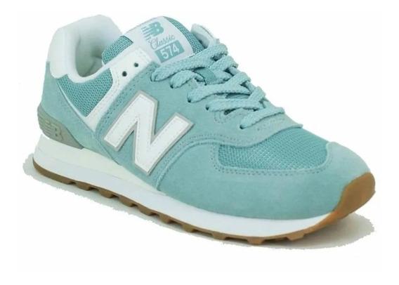 Zapatillas Dama Wl574esy New Balance R Sport