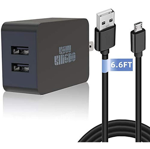 Kindle Fire Fast Charger, 5v 2.4a 24w Charger For Amazon Kin