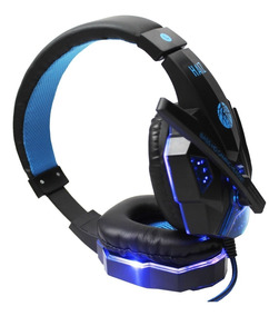 Headphone Gamer Haiz Deneb Led Fio Corda Microfone Full