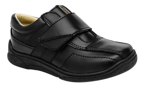 Zapato Cosmos 53416 Niño Talla 18-21 Color Negro Pk-oi19