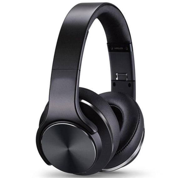 Headphone Maxprint Maxturn Bt/fm/msd - Preto