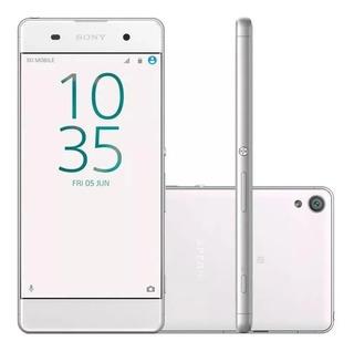 Sony Xperia Xa F3116 Branco 16gb, Câm 13mp (leia O Anúncio)