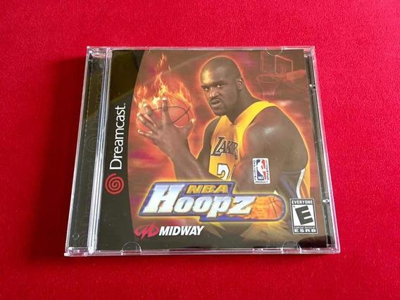 Nba Hoopz P/ Sega Dreamcast (americano)