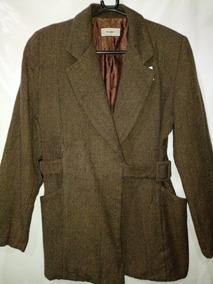 Blazer Casaco Feminino De Lã Tweed Marca Practory Tm/m