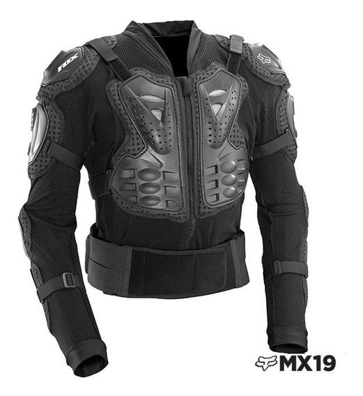 M - Negro - Protector Fox Titan Sport