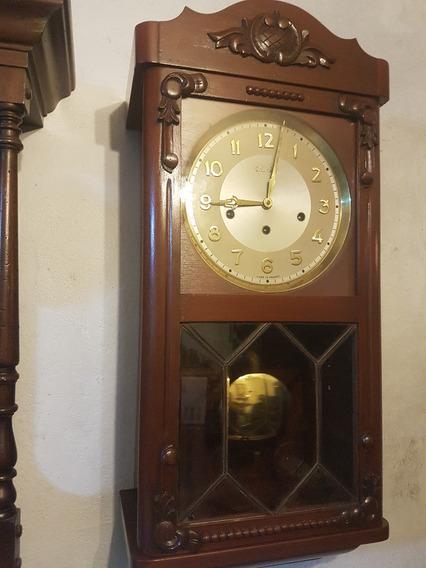 Reloj De Pared Antiguo Ontario Frances Soneria