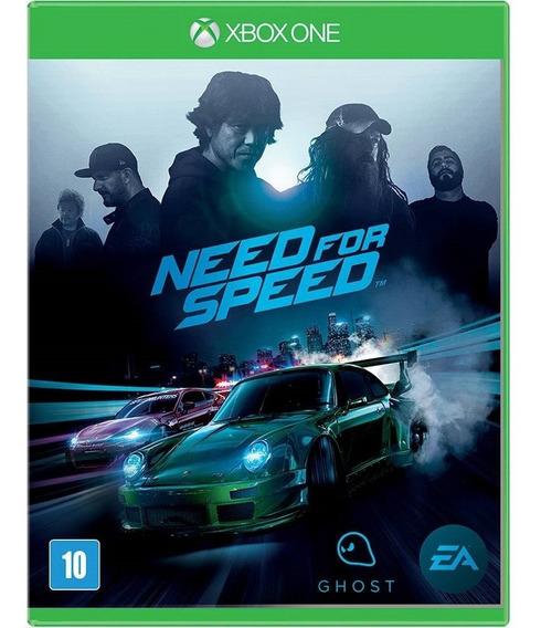 Jogo Need For Speed Xbox One - Mídia Física!