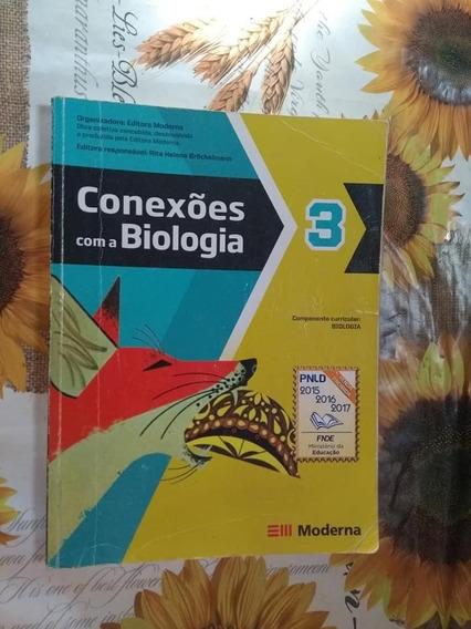 Conexões Com A Biologia 3 Ensino Médio Rita Helena