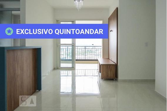 Apartamento No 12º Andar Com 3 Dormitórios E 2 Garagens - Id: 892984959 - 284959