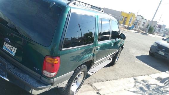 Ford Explorer 4.0 Xlt V6 Tela 4x2 Mt 1999