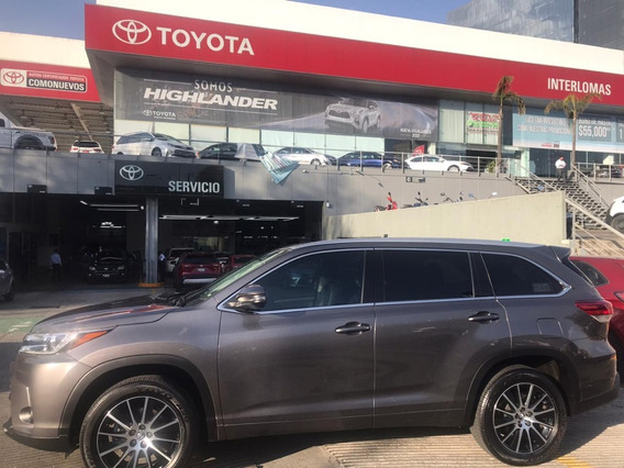Toyota Highlander 2016 Impecable Limited