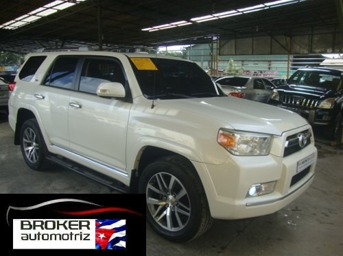Toyota 4runner Americana