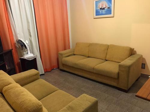 Apartamento Para Alugar, 42 M² Por R$ 1.550,00/mês - Itararé - São Vicente/sp - Ap5808