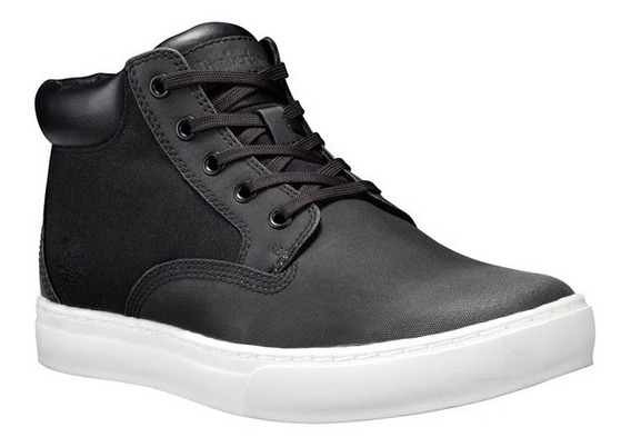Tenis Timberland Hombre Negro Dauset Cup Chk Tb0a1p1y001