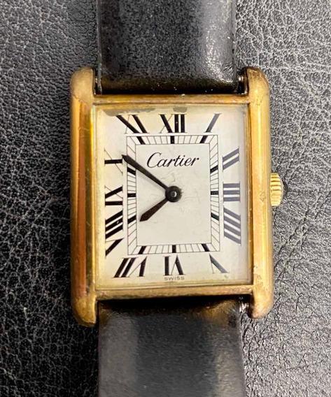 Relógio Cartier Tank Vintage