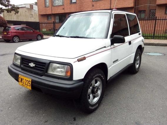 Chevrolet Vitara 2011 1.6 3p 4x4