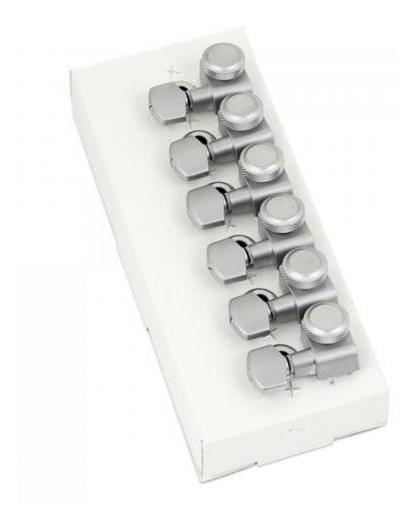 Tarraxas Para Guitarras Strato/tele Com Trava Locking 38-11