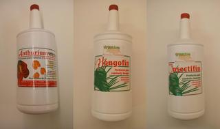 Paquete Anthurium, Hongofín E Insectifín