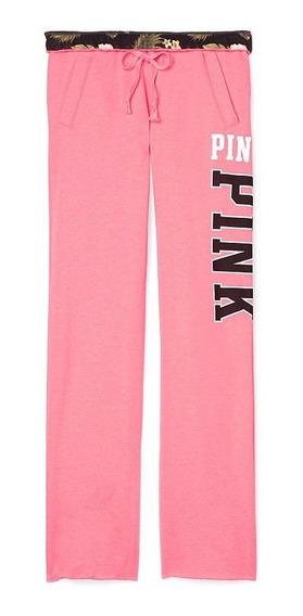 Victoria`s Secret Linea Pink Pantalon Boyfriend