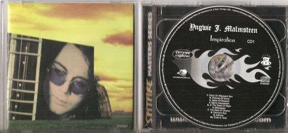 Cd(2) Yngwie Malmsteen - Yngwie Malmsteen