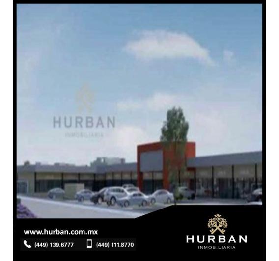 Hurban Vende Local En Plaza Comercial Al Pte. De La Ciudad.
