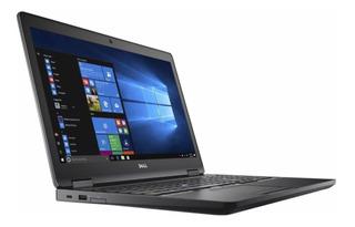 Dell Precision M3520 I5-7440hq 16gb 512gb Ssd Quadro M620