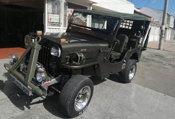 Jeep Willys Militar Kaiser M606