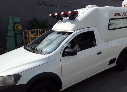 Volkswagen Saveiro 2014 1.6 Cab. Simples Total Flex 2p