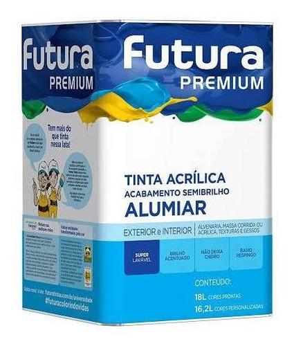 Tinta Acrílica Futura Semi-brilho Premium