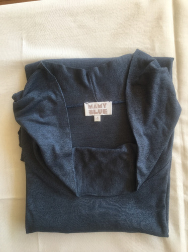 Sweater Mamy Blue Xl