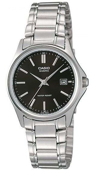 Relógio Casio Ltp-1183a-1adf Analógico Clássico - Refinado