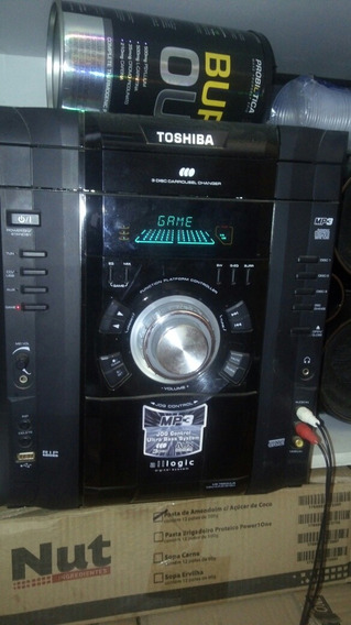 Mini Hi-fi System Toshiba Ms 7860mus