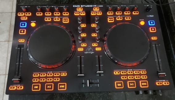 Controladora Dj 4 Decks - Behringer Cmd Studio 4a