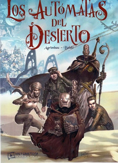 Autómatas Del Desierto- Comic (na)