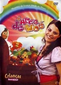 Dvd Arca De Noé Diante Do Trono + Turma Do Cristãozinho Dvd