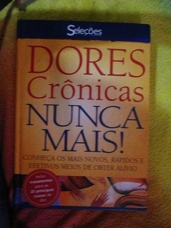 Livro Dores Cronicas Nunca Mais