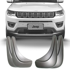 Para Barro Flap Lameiro Jeep Compass 4 Peças Tg Poli Apara