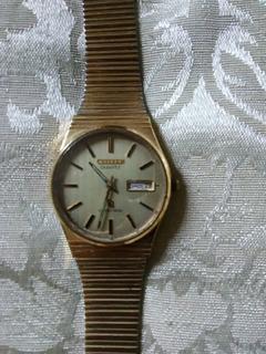 Reloj Citizen Crystron Vintage(35vdes)