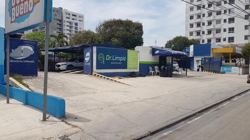 Venta Autolavado Acreditado Barranquilla