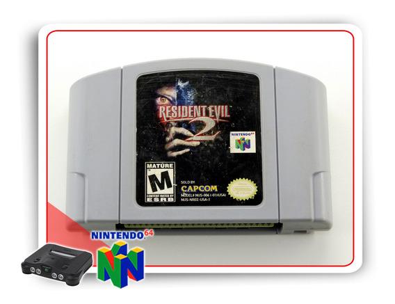 Resident Evil 2 Original Nintendo 64 N64