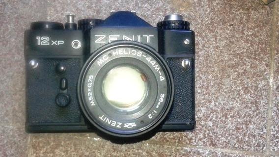 Máquina Zenit C/lente 58mm F 1:2