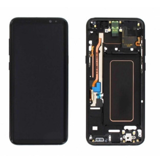 Pantalla Modulo Samsung S8 Reparacion Ramos Mejia!!