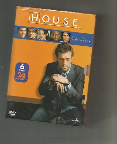 House Segunda Temporada - Box Lacrado