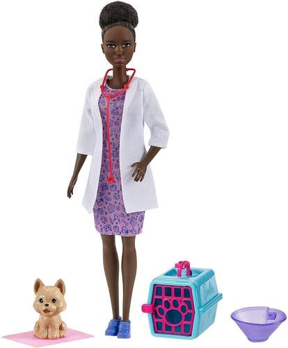 Barbie Veterinária Negra 2021 Can Be Quero Ser Lançamento